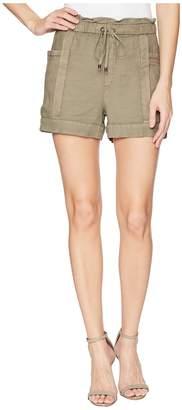 Splendid Arabesque Cargo Shorts Women's Shorts