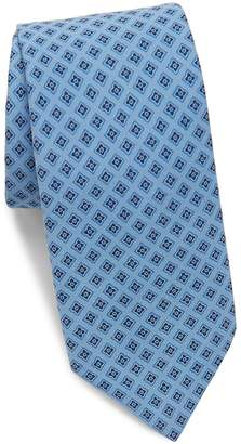 Saks Fifth Avenue Made in Italy Men's Floating Silk Tie