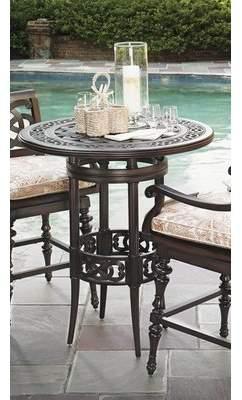 Tommy Bahama Outdoor Royal Kahala Bar Table Outdoor