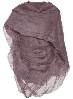 Rick Owens Stretch-cotton top