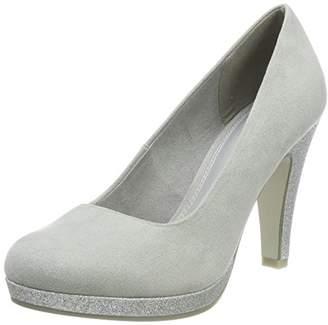 Marco Tozzi Women's's 22441 Closed Toe Heels Grey Comb 221