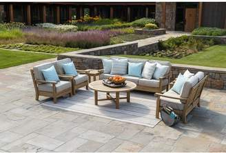 August Grove Elmore Deep Seating Group with Sunbrella Cushions