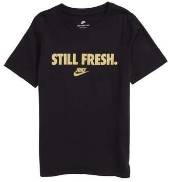 Sportswear Still Fresh Graphic T-Shirt