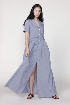 Rosie Assoulin Gathered Shirtdress