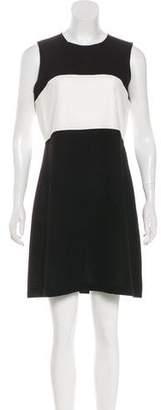 L'Agence Colorblock Sheath Dress