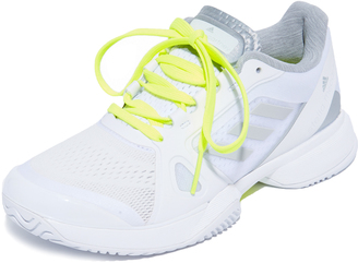 adidas by Stella McCartney Tennis Barricade Sneakers $130 thestylecure.com