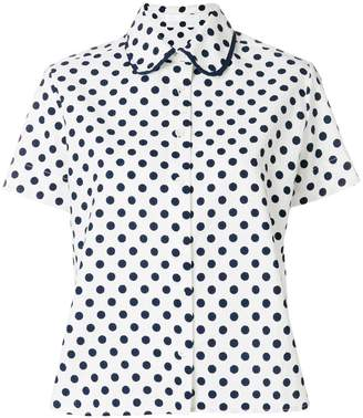 Peter Jensen peter pan collar shirt