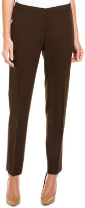 Lafayette 148 New York Astor Wool-Blend Pant