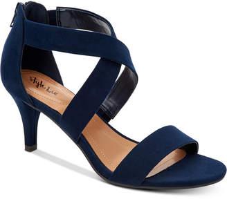 Style&Co. Style & Co Paysonn Dress Sandals, s Women Shoes