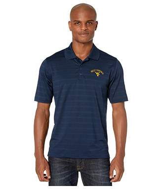 Champion College West Virginia Mountaineers Textured Solid Polo