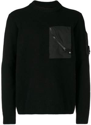 C.P. Company chest pocket sweater