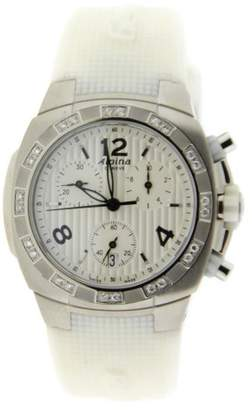 Alpina Avalanche AL350 Stainless Steel Quartz 34mm Mens Watch