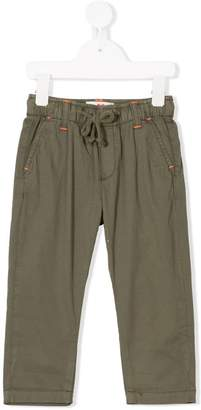 American Outfitters Kids contrast stitch drawstrint waist trousers