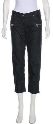 Etoile Isabel Marant Mid-Rise Crop Pants
