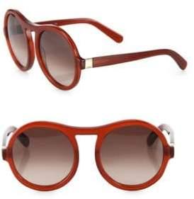 Chloé Marlow 57MM Aviator Sunglasses