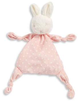 Bunnies by the Bay Girl's Blossom Knotty Friend Pink Bunny