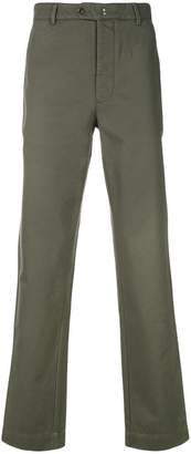 Officine Generale slim fit trousers