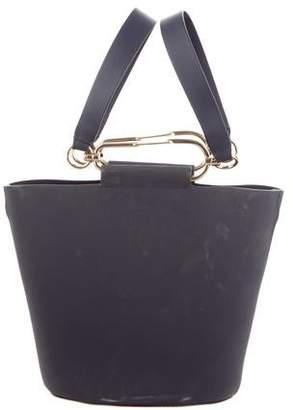Zac Posen Smooth Leather Bag