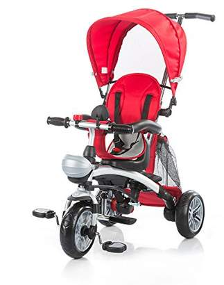 Chipolino Tricycle With Canopy (Burgundy Maverick)