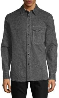 Rag & Bone Classic Long-Sleeve Button-Down Shirt