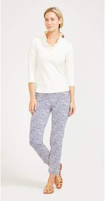 J.Mclaughlin Newport Capri Pants in Neo Great Wall
