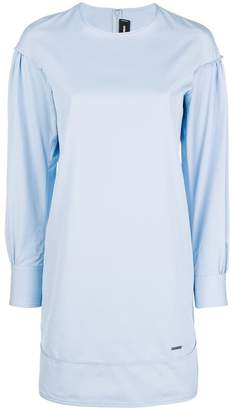 DSQUARED2 long sleeve shift dress