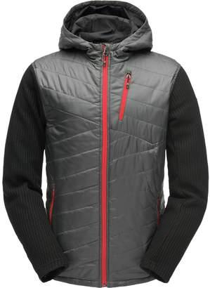 Spyder Ouzo Hooded Stryke Jacket - Men's