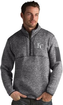 Antigua Men's Kansas City Royals Fortune Pullover
