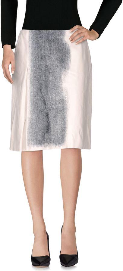 Bottega VenetaBOTTEGA VENETA Knee length skirts