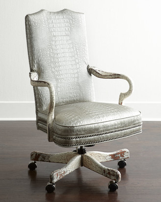 Old Hickory Tannery Sperry Office Chair