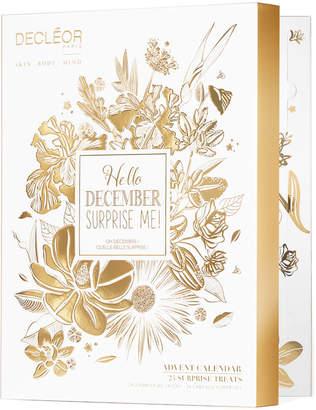 Decleor DECLOR Hello December, Surprise Me! Advent Calendar Gift Set Worth (233.50)