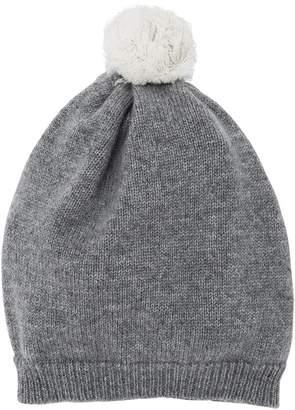 Thom Browne ポンポン付きカシミア帽