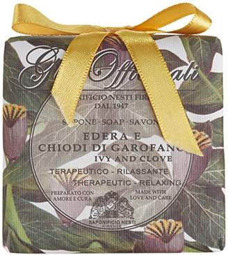 Nesti Dante gli officinali soap - ivy and clove - therapeutic and relaxing