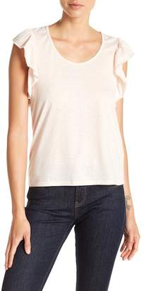 Ten Sixty Sherman Ruffle Racer Back Tank