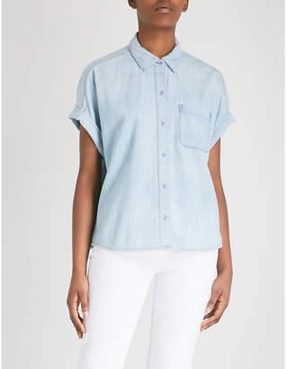 AG Jeans Hadley denim shirt