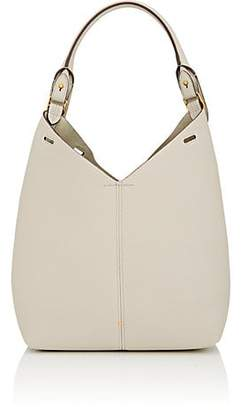 Anya Hindmarch Women's Small Leather Bucket Bag - Light Gray