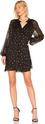 Frame Smocked Raglan Dress