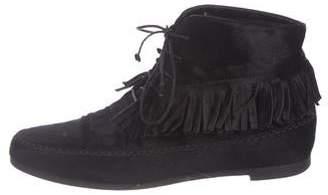 Jenni Kayne Ponyhair Fringe Boots