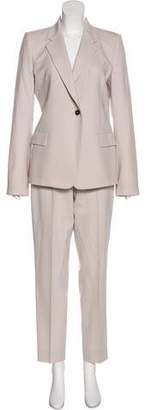 Maison Margiela Wool Notch-Lapel Pantsuit