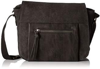 Le Temps Des Cerises Les Temps des Cerises Jiro 6 Shoulder Bag Black
