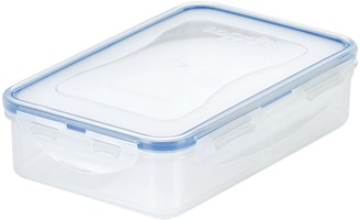 Lock & Lock Easy Essentials On-the-Go Meals 27-oz. Divided Rectangular Food Storage Container