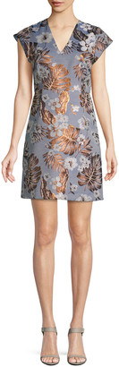 Paul & Joe Sister Solaire Floral Mini Dress