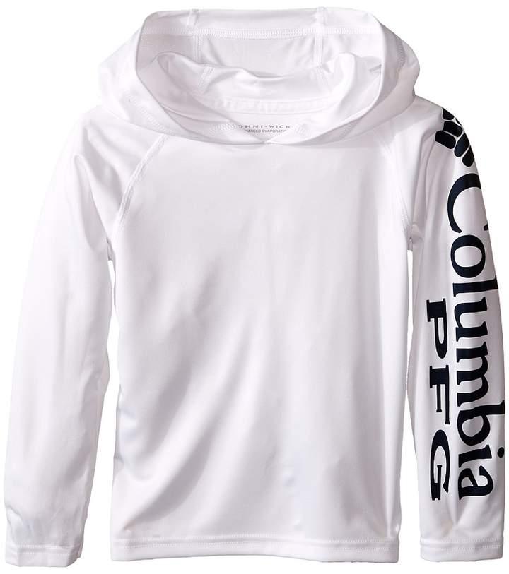 Columbia Kids Terminal Tackletm Hoodie Boy's Sweatshirt