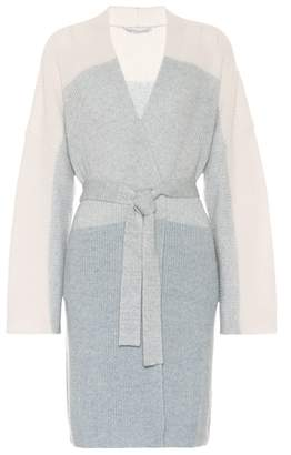 Agnona Cashmere and linen cardigan