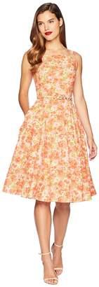 Unique Vintage Harriet Swing Dress Women's Dress