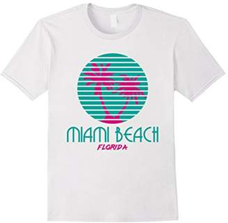 Miami Beach Florida Souvenirs T Shirt