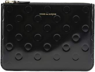 Comme des Garcons Busta Dots Embossed Leather