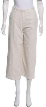 Rachel Comey High-Rise Cropped Pants