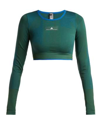 adidas by Stella McCartney Train long-sleeved performance top