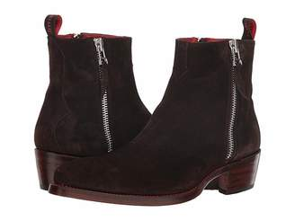 Jeffery West Rebel Riot Double Zip Boot